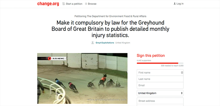 Sign the petition.